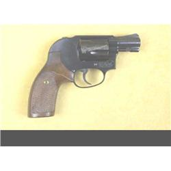 "Smith & Wesson Mdl 49 Cal .38spec SN:727163 Double action, 2"" BBL, good action, good bore and markin"