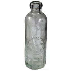 AZ - Douglas,c1905 - Home Soda Works Bottle *Territorial*