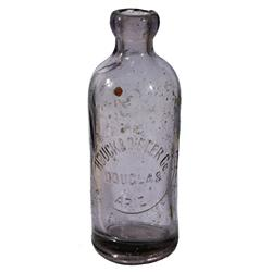 AZ - Douglas,1904 - Houck & Dieter Co. Bottle