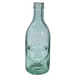AZ - Douglas,c1905 - Imsland & Son Bottle
