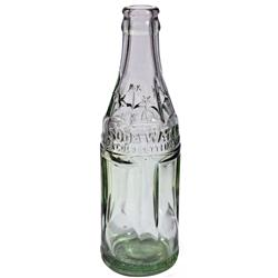 AZ - Jerome,c1927 - Jerome Coca Cola Soda Works Bottle