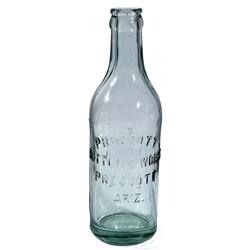 AZ - Prescott,1913 - Prescott Bottling Works Bottle