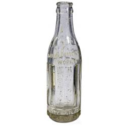 AZ - Tempe,1928 - Standard Bottling Works Bottle
