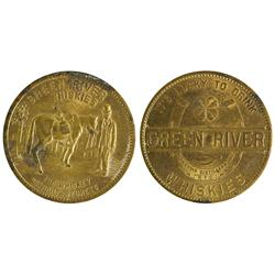 Green River Whiskey Token