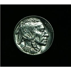 STUNNING 1936-p Buffalo Nickel Grades Gem Uncirculated ms66