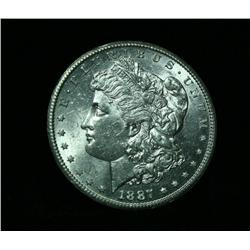 1887-s Morgan Dollar Grades Select Uncirculated ms63