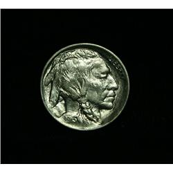 1913-p TY I Buffalo Nickel 5c Grades Choice Uncirculated ms64