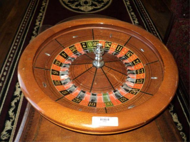Roulette wheel sequence