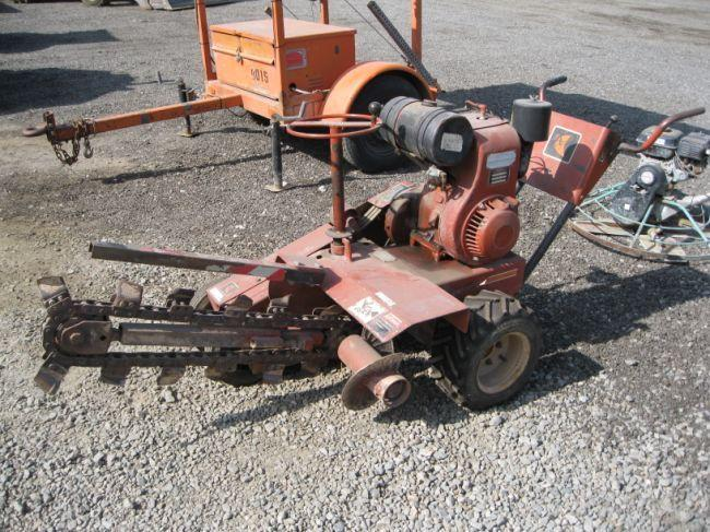 Related Keywords Amp Suggestions For Old Ditch Witch Trenchers