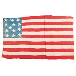U.S. Flag with Thirteen Stars