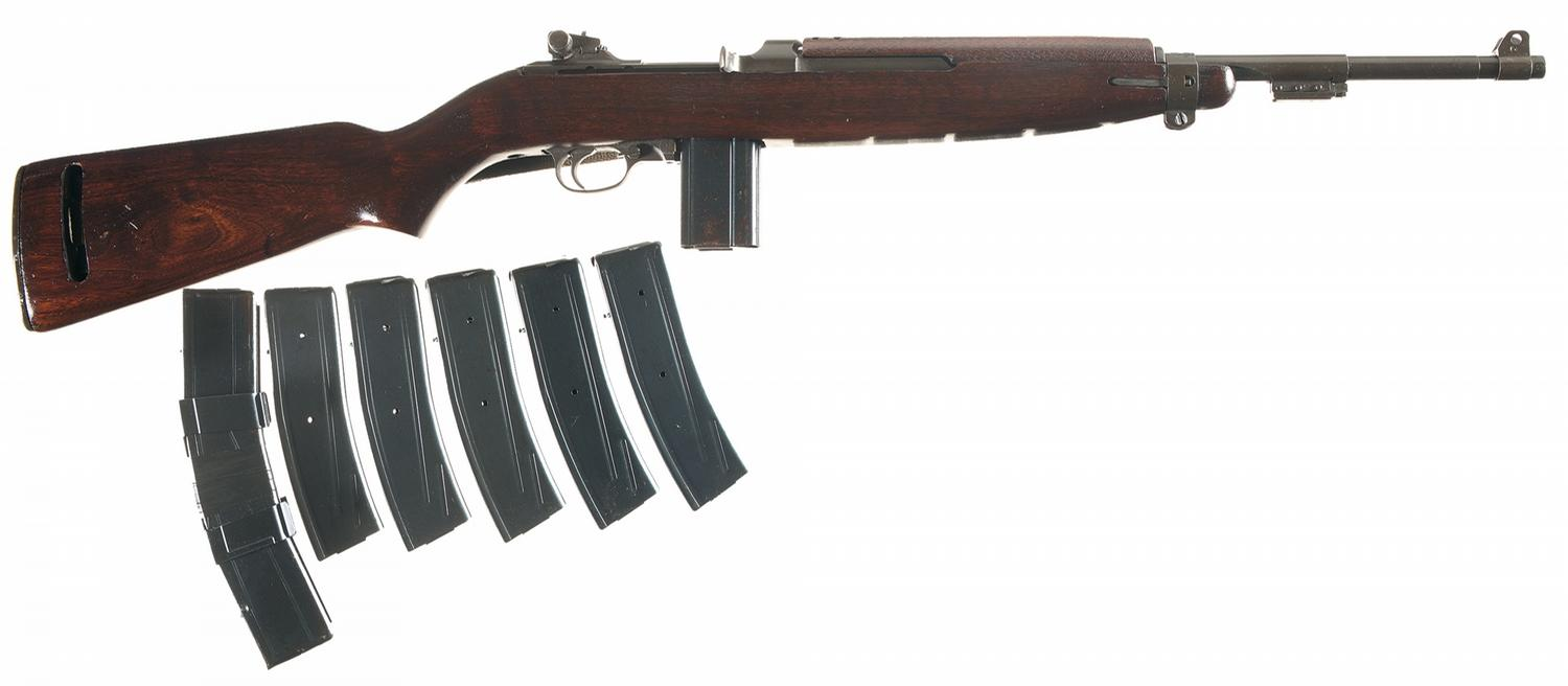 M1 carbine syn   M1 Carbine Synthetic Stock