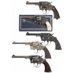 Five Revolvers