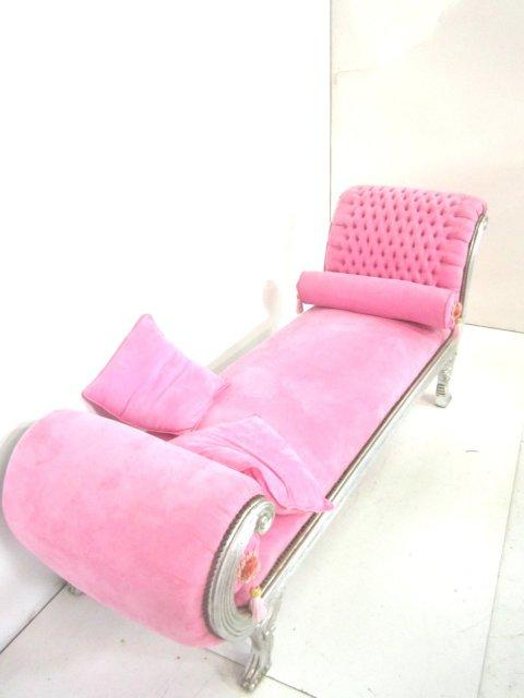 French style chaise lounge ca 1930 39 s for Chaise 1930