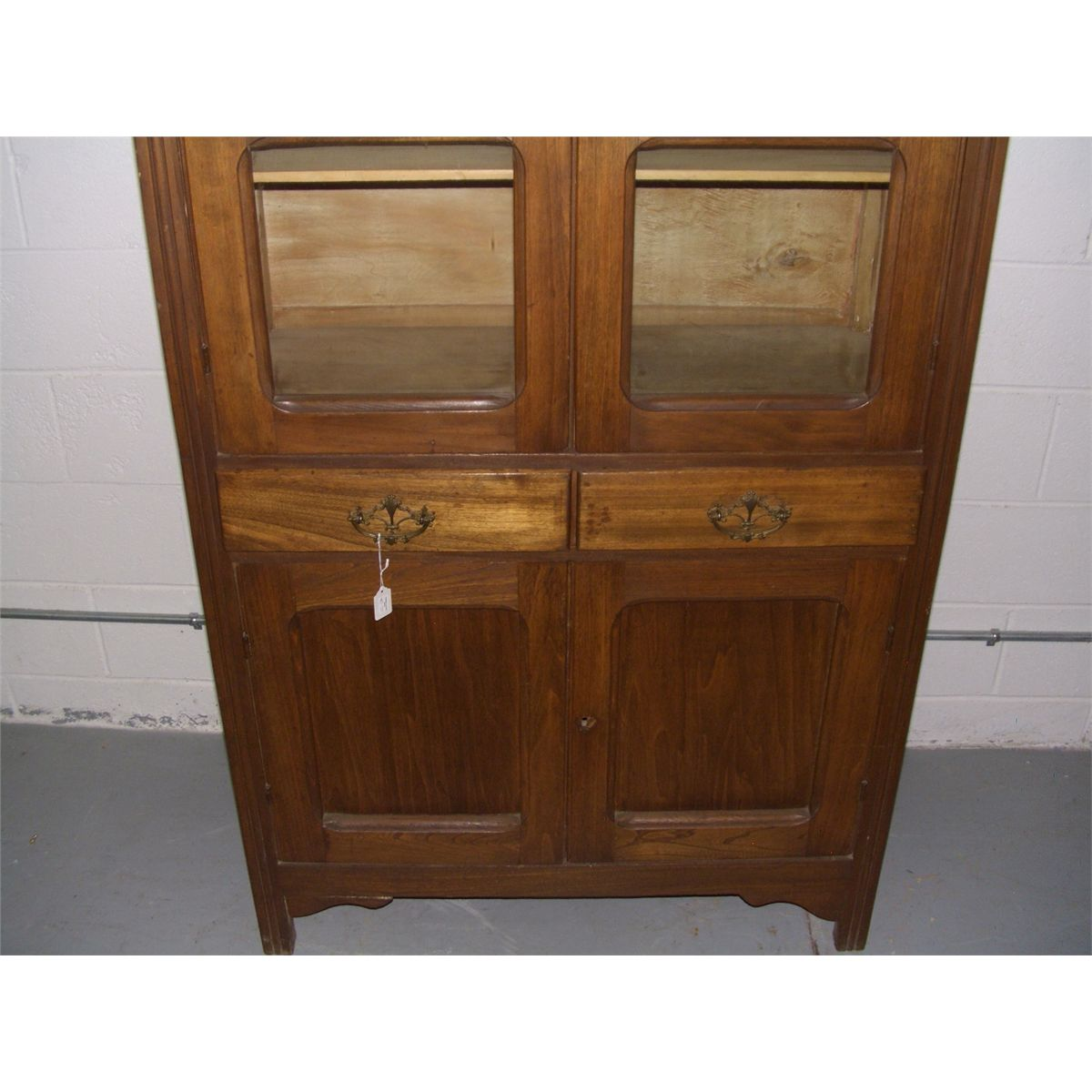 old oak kitchen cabinets antique oak kitchen cabinet with applied carving ssr 24013