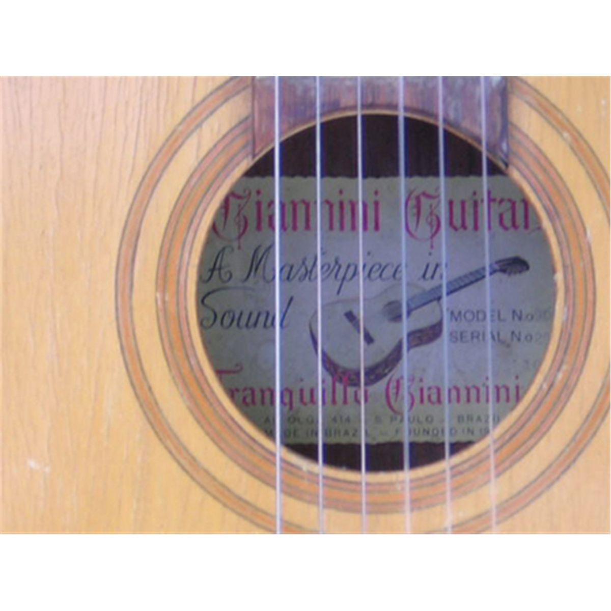Giannini Guitar Model 2
