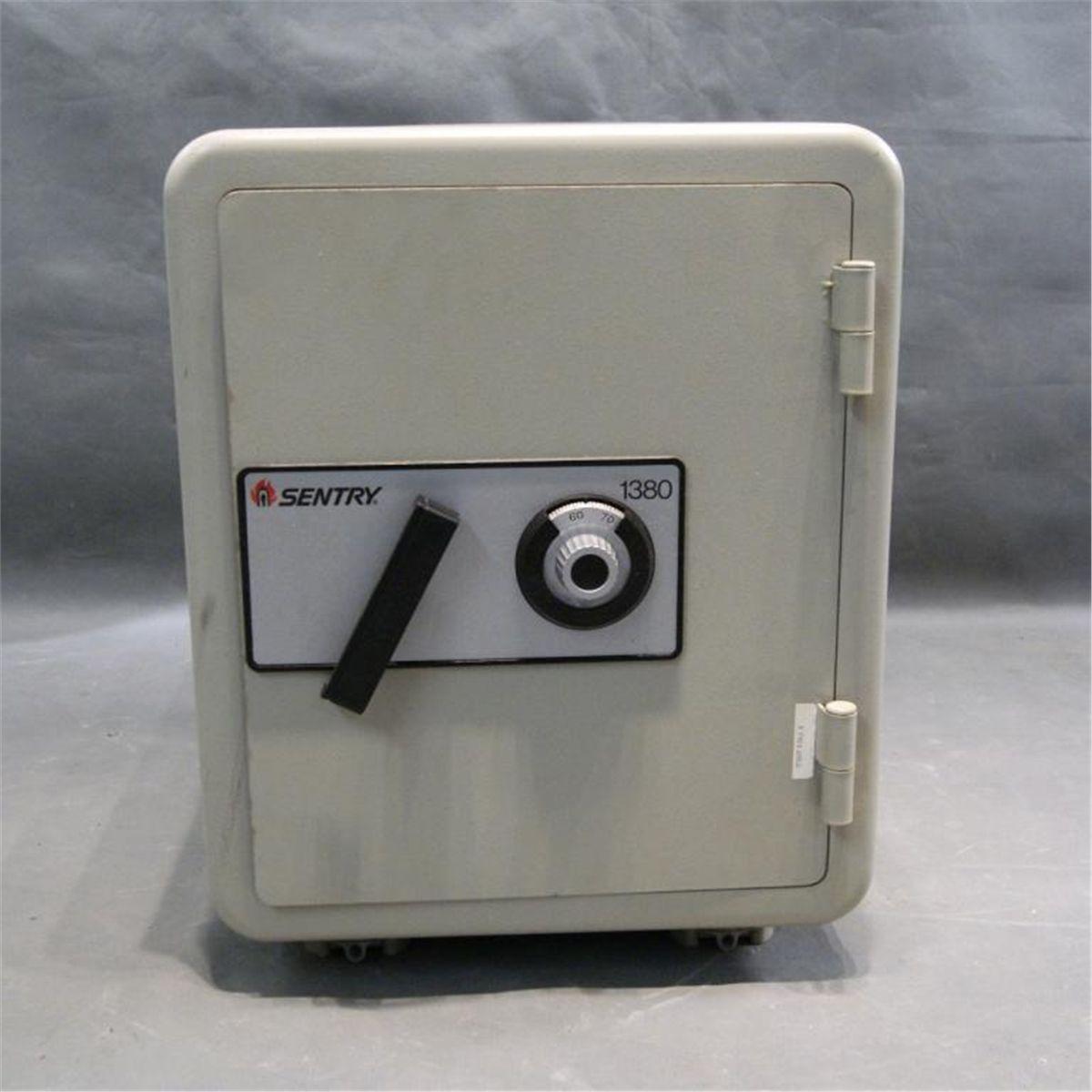 Sentry Safe Model 1380 1200x1200