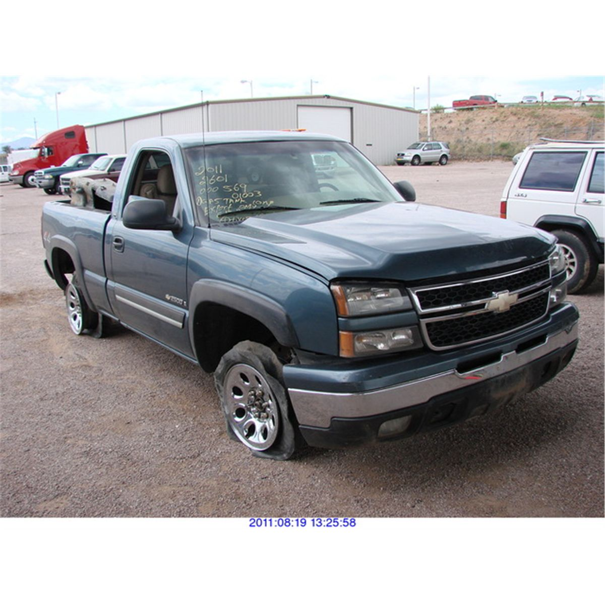 All Chevy chevy 2006 : 2006 - CHEVROLET CHEYENNE - Rod Robertson Enterprises Inc.