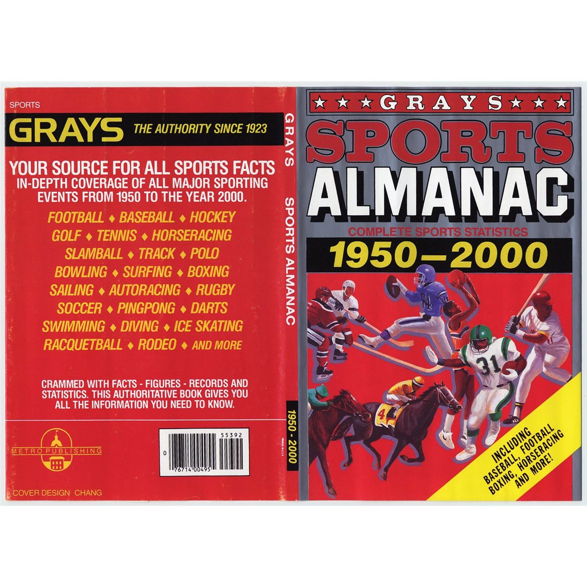 Grays Sports Almanac Back To The Future 2 Wiring Library Hunter Dsp Diagram Dust Jacket From Ii