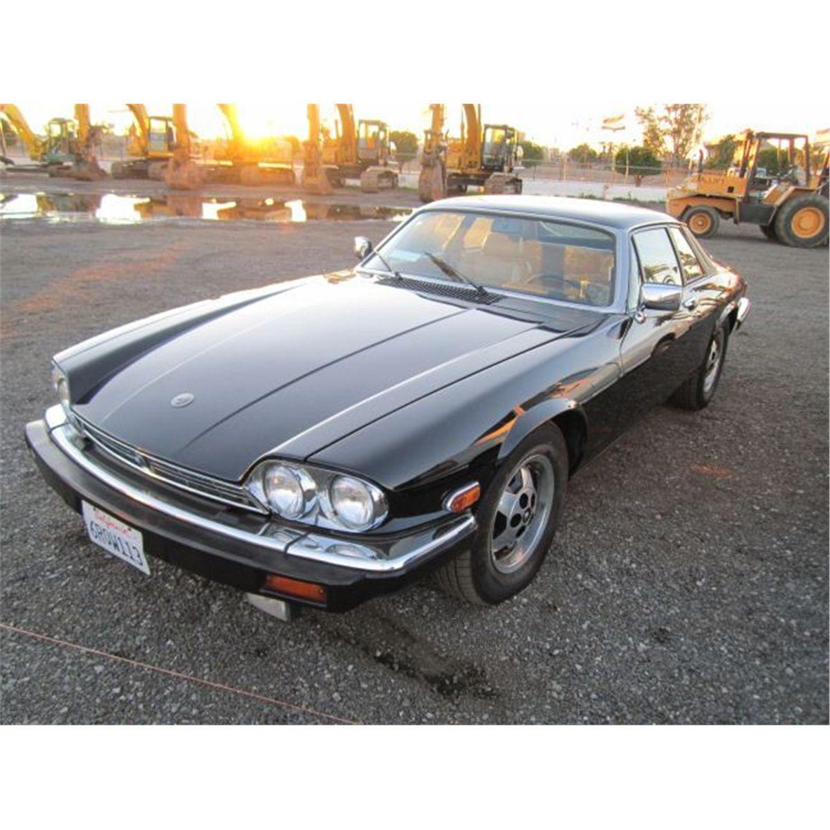1984 Jaguar XJS 2-Door Coupe