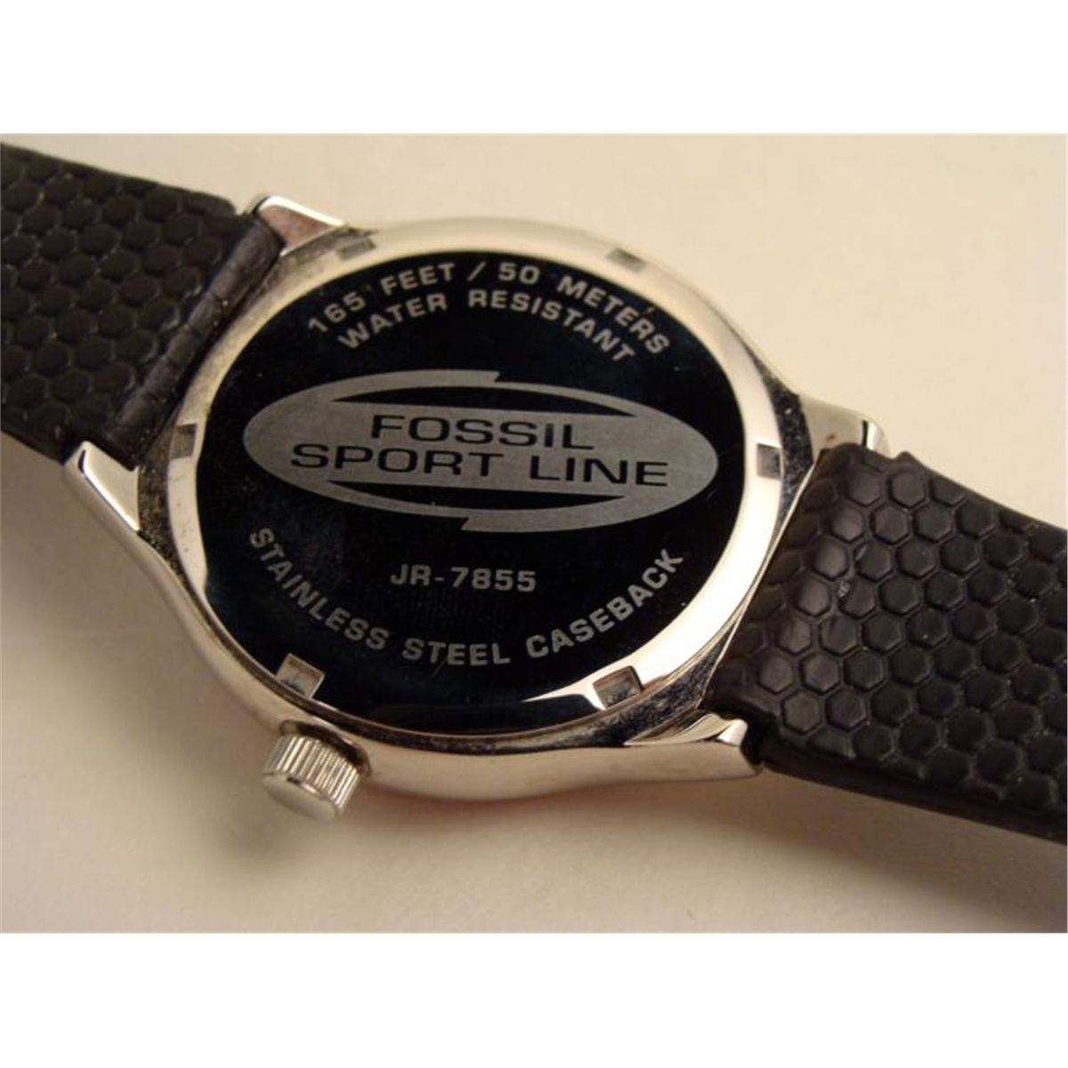 Well known Mint in Box Modern Mens Watch Fossil Tin Box JR-7855 XE07