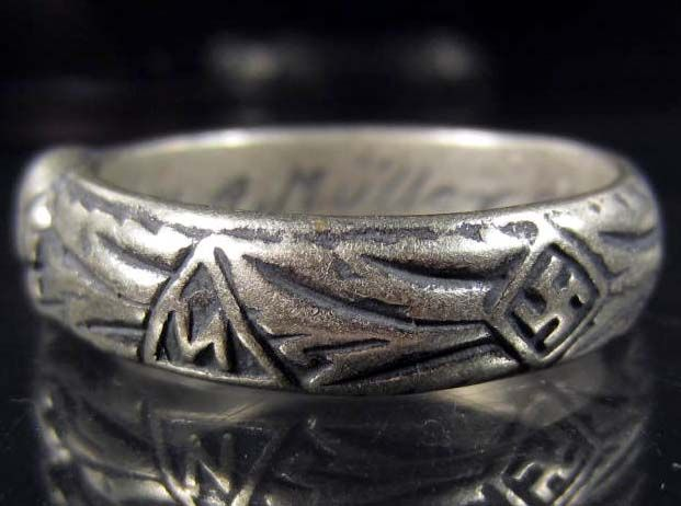 Image 3 German Ss Wedding Ring