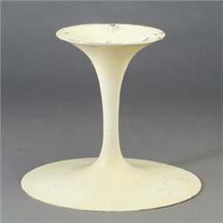 Eero Saarinen For Knoll Tulip Pedestal Table Base Some Paint Loss 27 X 31 1 2 22 10