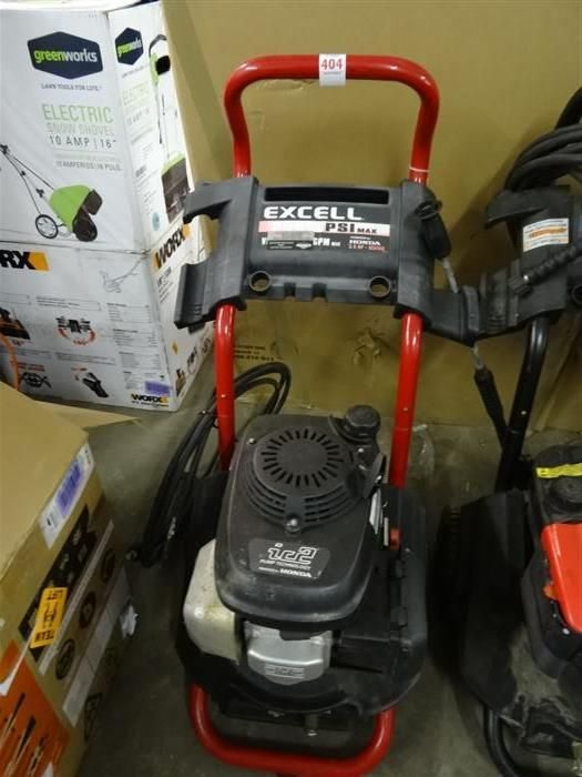 Excell 2500 Pressure Washer