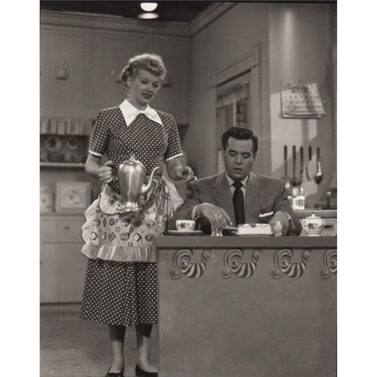 Image 12 Original Set Of Kitchenware Props Used In I Love Lucy