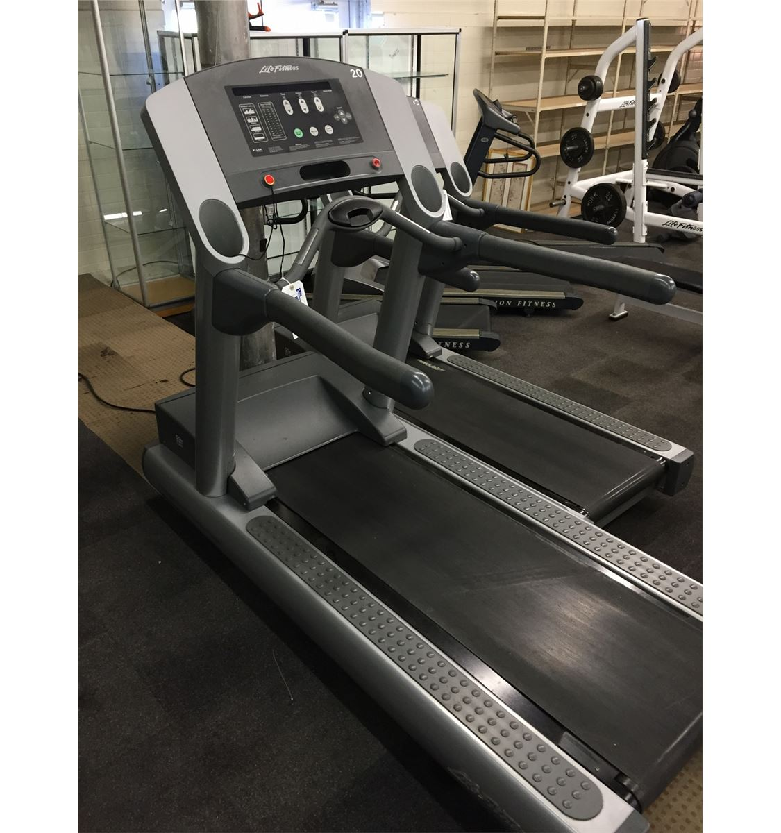 Life Fitness Treadmill Deck Replacement
