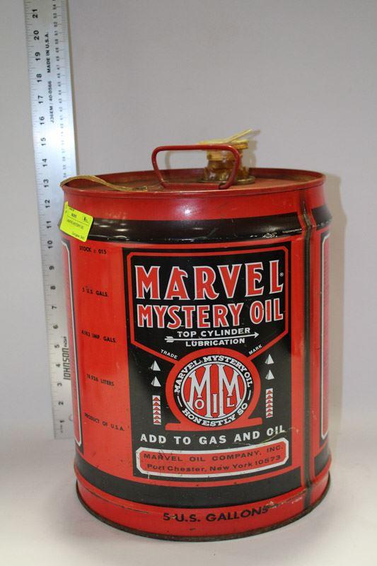 X2 Marvel Mystery Oil Fuel Additive Engine Hydraulic ...