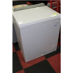 mini deep freezer white haier mini freezer 5 cubic kastner auctions 29061