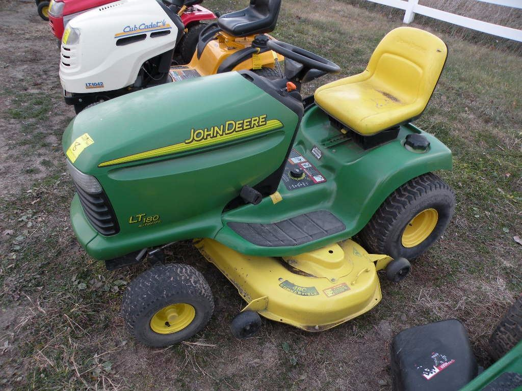 John Deere Lt180 Riding Mower Parts The Best Deer 2018 La140 Wiring Diagram