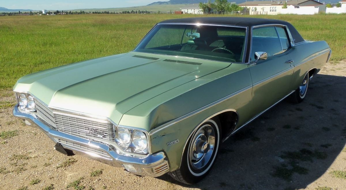 All Chevy chevy 1970 : 1970 Chevy Caprice Classic