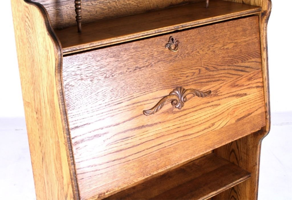 antique drop leaf desk Antique Oak Larkin Soap Company Drop Leaf Desk antique drop leaf desk