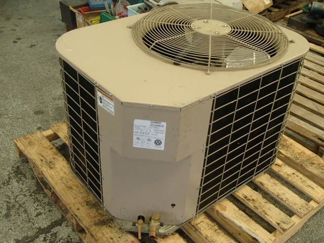Image 2 Luxaire Central Air Conditioning Unit For Outdoor Use Only