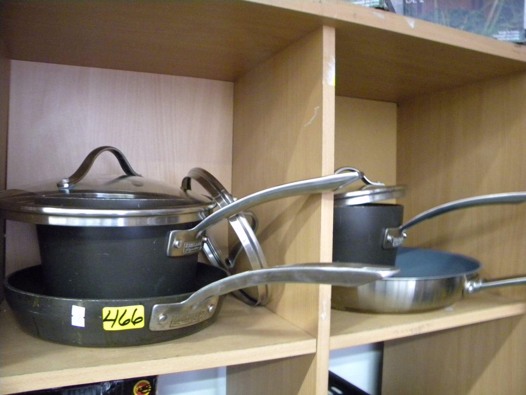 Image 1 4 Kirkland Pots Pans
