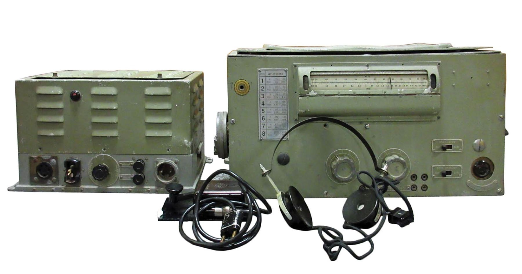 World War Ii U Boat Radio Wiring Image 2