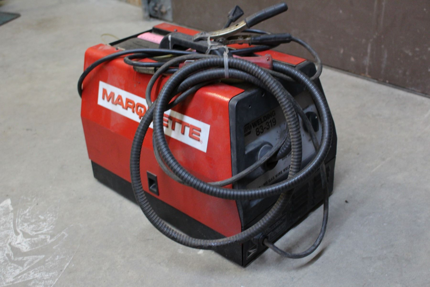 Marquette Mig Welder Complete Parts Related Keywords Suggestions Image 1