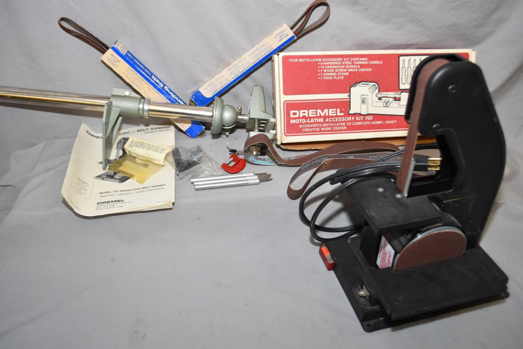 Dremel 730 Sander Parts Diagram Electrical Wiring Diagrams Schematic Drvasmb2051 Model Disc And Belt With Additional Belts Plus A
