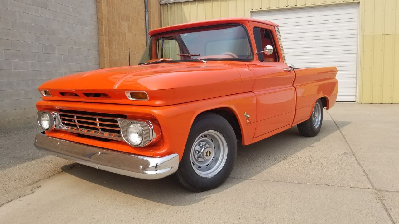 1961 Chevrolet Short Box Custom Stunning Restoration Chevy C10 Bed Image 1