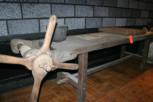 Esclavitud la rack de de la medieval inquisición