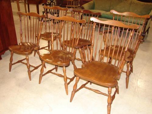 Image 1 Harden Cherry Chairs
