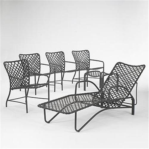 brown jordan outdoor furniture Brown Jordan, outdoor furniture set , USA, c brown jordan outdoor furniture