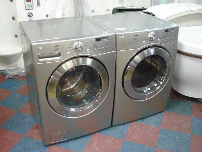 Image 1 Lg Tromm Ultra Capacity Washer Dryer Set