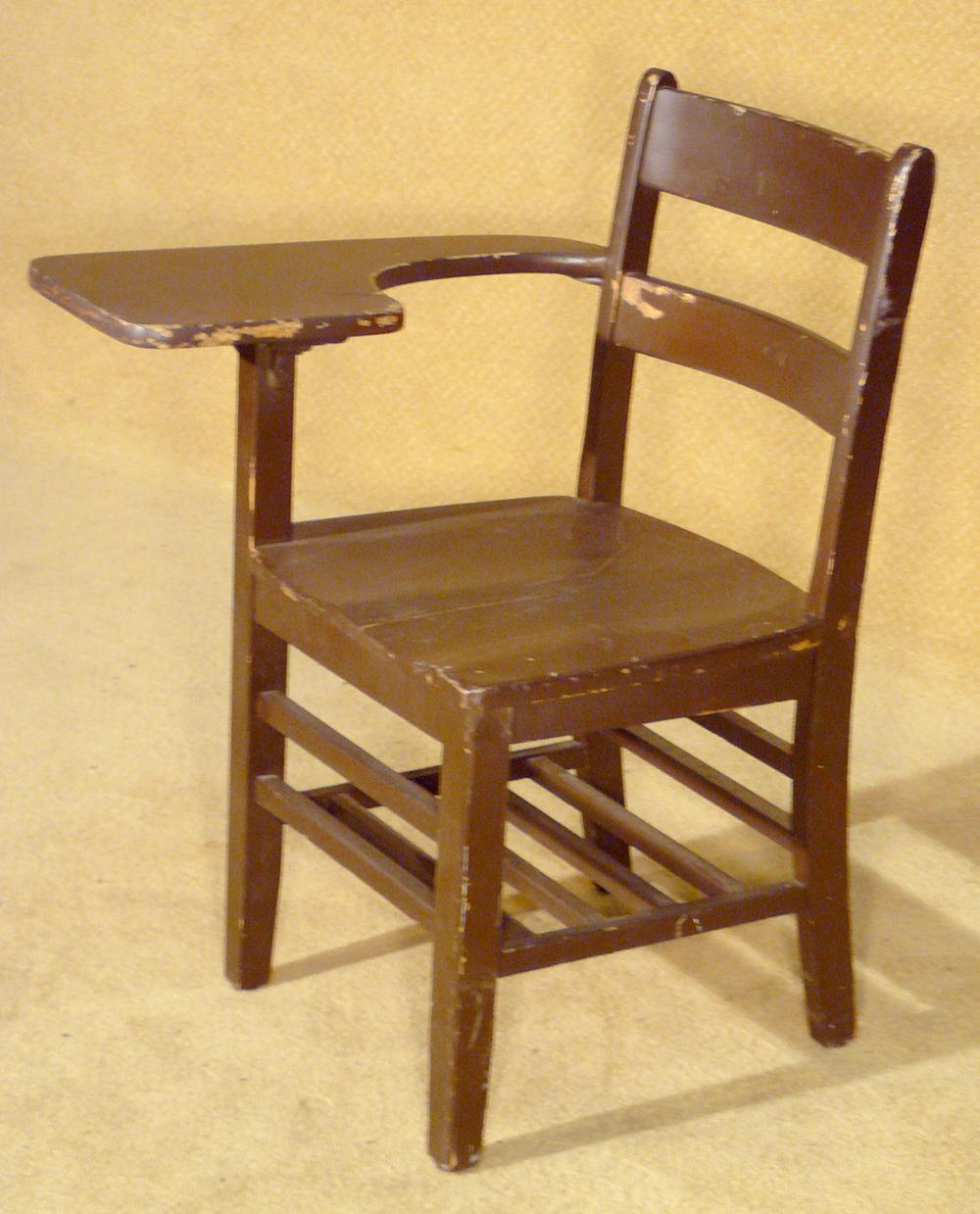 antique school desk chair Antique Wooden School Desk X2 antique school desk chair