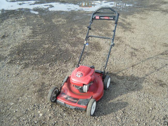 Image 1 Toro Gts Lawn Mower