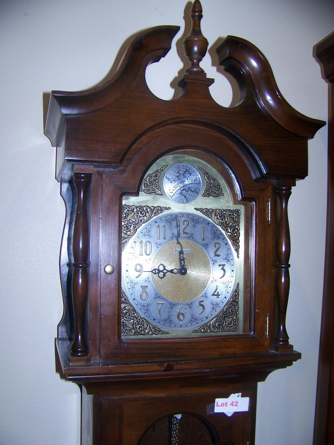 Seth Thomas Grandfather Clock How Much Is My